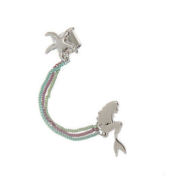 Disney The Little Mermaid Cuff Earring | Hot Topic