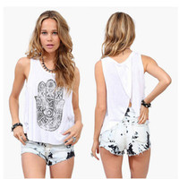 Tribal Printed Tank Top