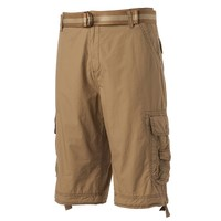 Plugg Ripstop Cargo Shorts