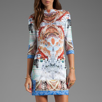 Clover Canyon Royal Palace Interior Neoprene Dress in Multi from REVOLVEclothing.com