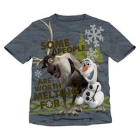 Disney® Olaf Infant Toddler Boys' Short Sleeve Tee