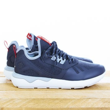 "adidas Originals Tubular Runner Weave ""Tomato Pack"" - Grey"
