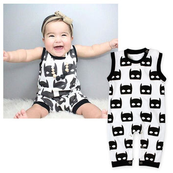 Children Baby Kids Cute Mom's baby Funny One-piece Clothing [9283973572]