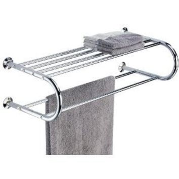 Organize It All Shelf with Towel Rack (1750)