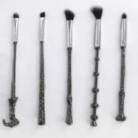 Harry potter wand makeup brush