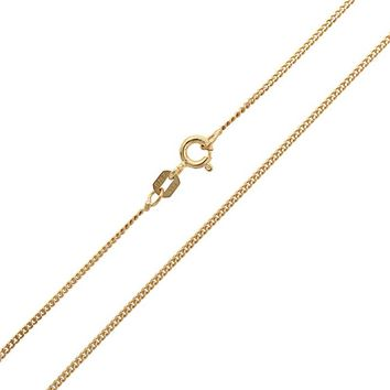 Bling Jewelry Curb Yourself Chain