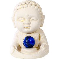 Healing Earth Buddha figurine