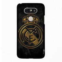 REAL MADRID GOLD LG G5 Case Cover