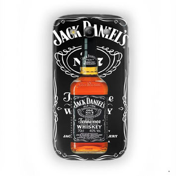 Jack Daniels Bottle Logo For Samsung Galaxy S3 Case