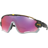Oakley Men's Jawbreaker TDF Sunglasses,OS,Carbon