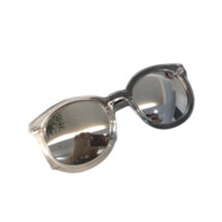 Mirror Lens Wafarer Sunglasses