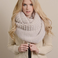 Ultimate Infinity Scarf - Ivory