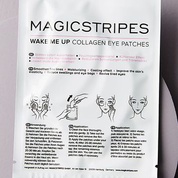 Magic Stripes Wake Me UP Collagen Eye Patches