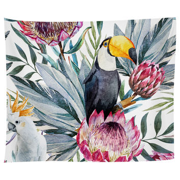 Sir Toucan Tapestry