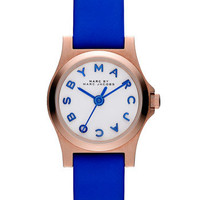 MARC BY MARC JACOBS 'Henry Dinky' Leather Strap Watch   Nordstrom
