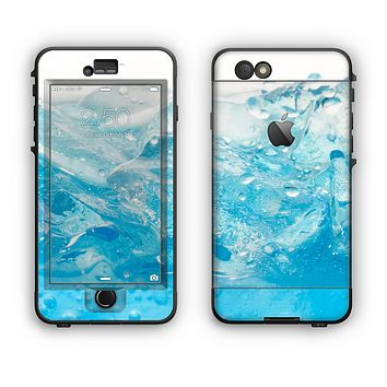 The Fresh Water Apple iPhone 6 LifeProof Nuud Case Skin Set