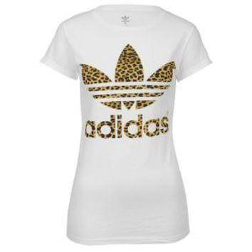 adidas Originals Graphic T-Shirt - Women's at Lady Foot Locker