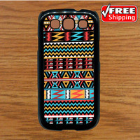 Aztec Hipster Indie Samsung Galaxy S3 COVER CASE
