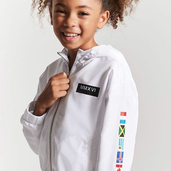 Girls Windbreaker (Kids)