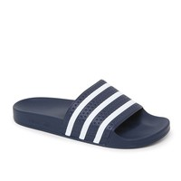 Adilette Slide Sandals - Mens Sandals - Blue
