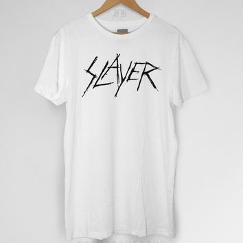 Slayer Metal Rock Band Unisex T Shirt
