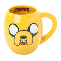 Adventure Time Jake 18 Oz. Oval Ceramic Mug