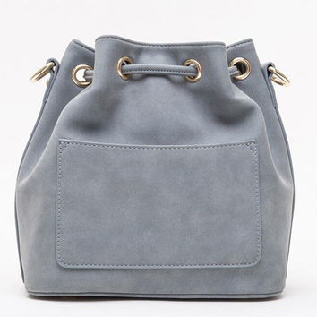 Fashion PU leather bolsa small bucket bags With Star crossbody bags for women handbags Lady&'s Shoul