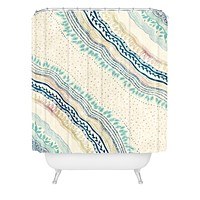 RosebudStudio Carefree Shower Curtain