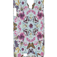 Samsung S4 Butterfly Floral Case   Multi   Accessorize
