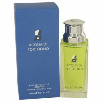 Acqua Di Portofino by Acqua di Portofino Eau De Toilette Intense Spray (Unisex) 3.4 oz (Men)