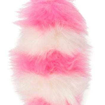 Goody Gumdrops Faux Fur Bag Charm