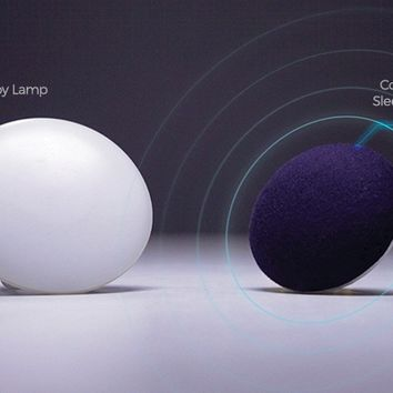 Circadia Sleep System: Tracker, Speaker and Lamp