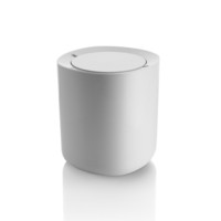 Piero Lissoni: Birillo Bathroom Waste Bin