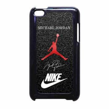 DCKL9 Nike Michael Jordan Air Jordan iPod Touch 4th Generation Case