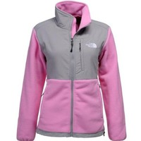 Pink North Face Jacket (The North Face)
