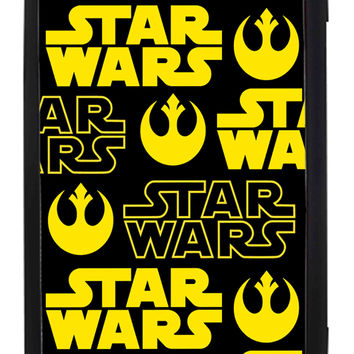 Star Wars Rebel Logo Samsung Galaxy S3 Cases - Hard Plastic, Rubber Case