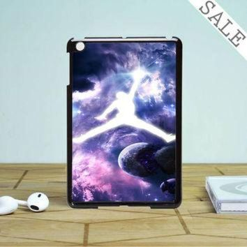 CREYUG7 Michael Jordan In Galaxy Nebula iPad Mini 2 Case