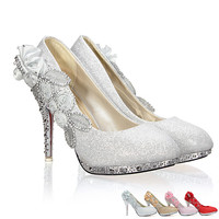 Cinderella Evening Party Pumps