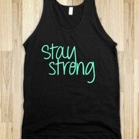 Stay Strong (mint)