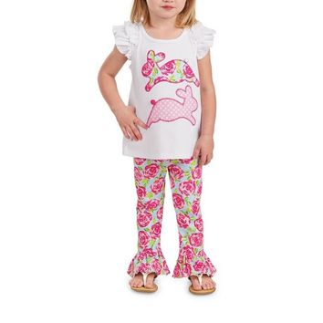 Bunny Tunic and Legging Set