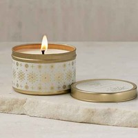 Scents Of The Season Tin Candle