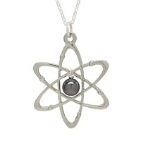 Atomic Science Necklace