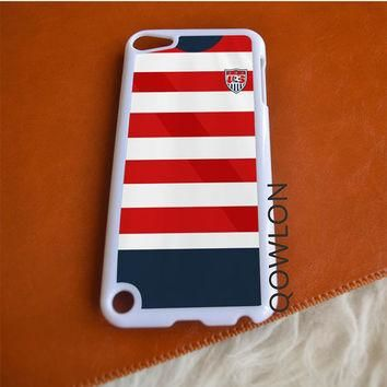 US Soccer Jersey New iPod Touch 5 | 5TH GEN Case