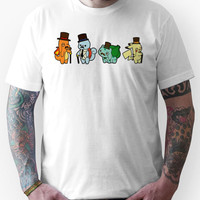 Fancy Pokemon Unisex T-Shirt