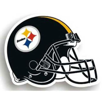 Pittsburgh Steelers NFL 12 Car Magnet