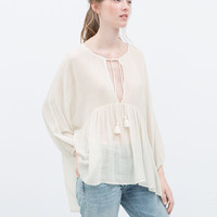 - View all - Tops - WOMAN | ZARA United States