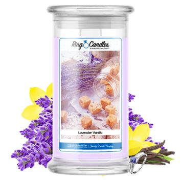 Lavender Vanilla Ring Candle®