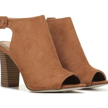Women's Beckkie Peep Toe Bootie