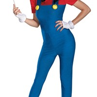 Sassy Mario Brother Costume