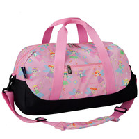 Olive Kids Fairy Princess Overnighter Duffel Bag - 25417